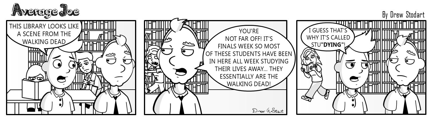 Average Joe 16 – Zombies
