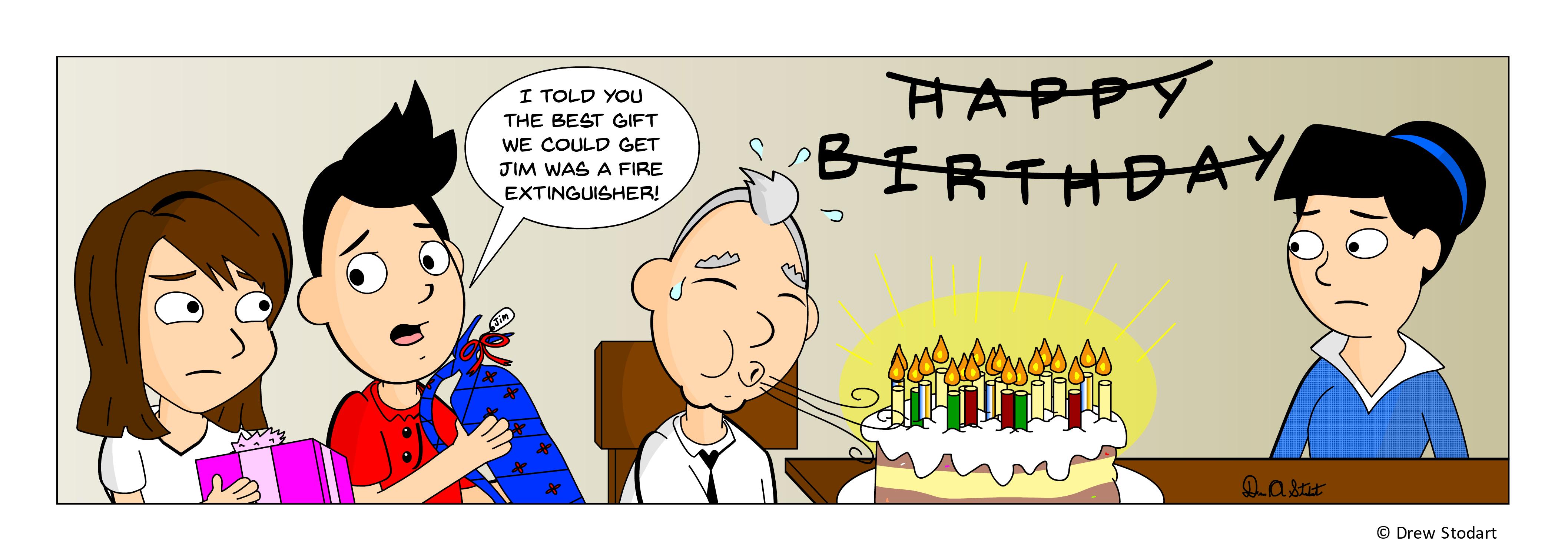 Average Joe 35 – Happy Birthday
