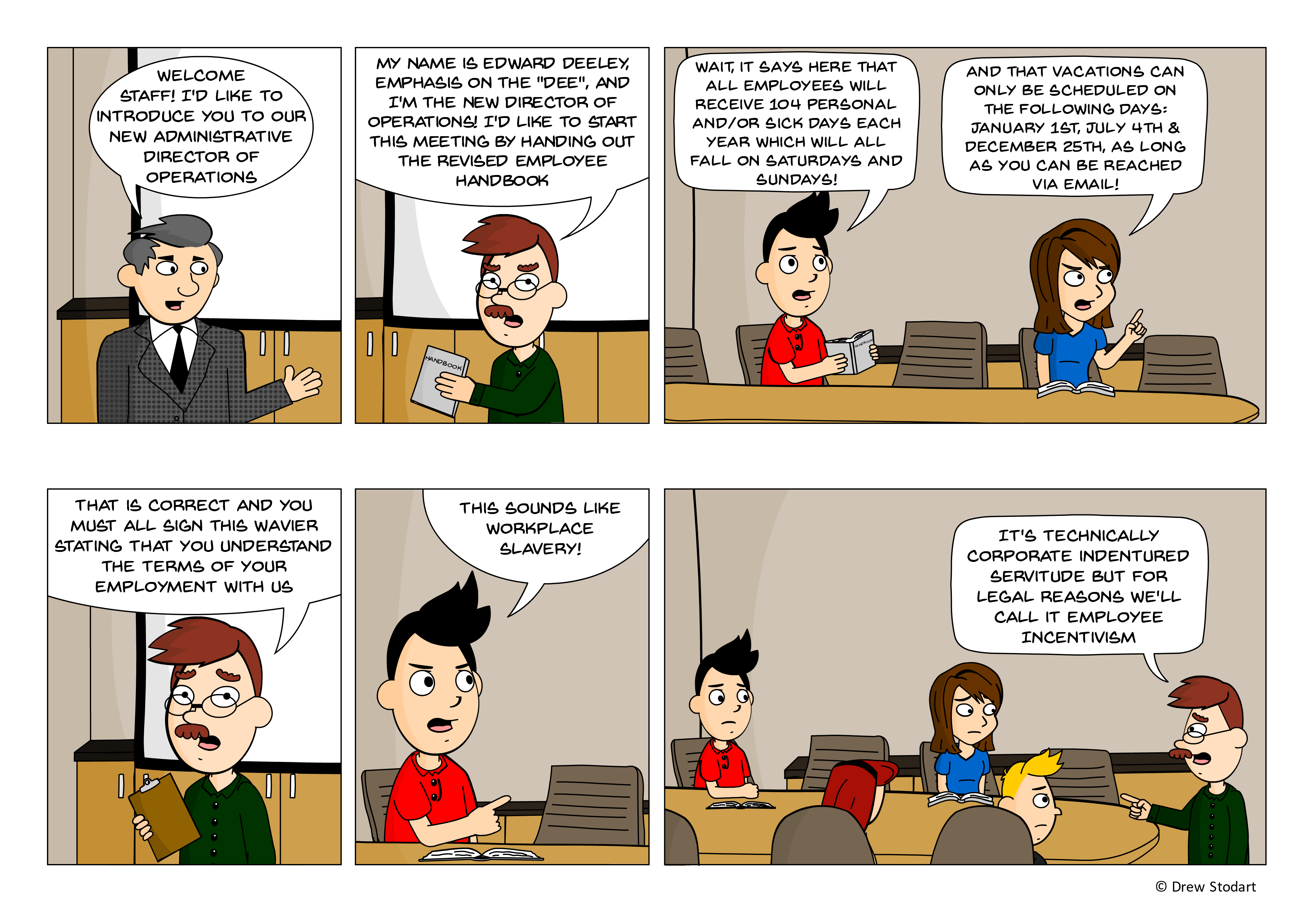 Average Joe 59 – Employee Incentivism