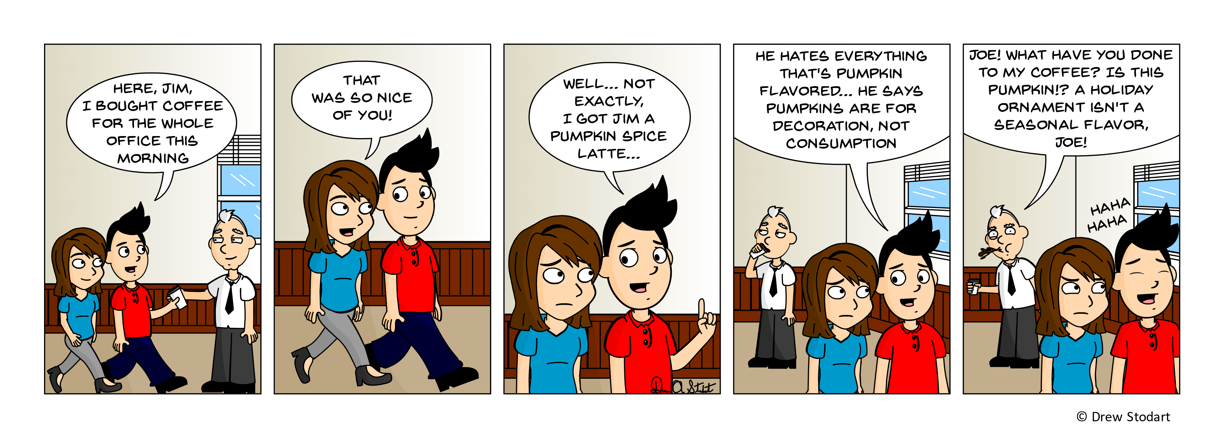 Average Joe 60 – Pumpkins
